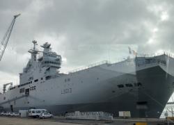 Le contrat sur les deux derniers navires signé cette année