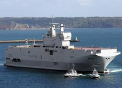 Russia To Sign Contract For Other Two Mistrals In 2012