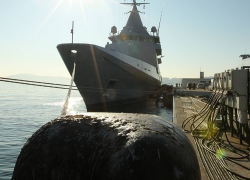 DCNS «offre» L'Adroit à la Marine nationale