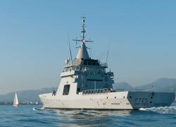 Toulon devient le port d'attache de L'Adroit
