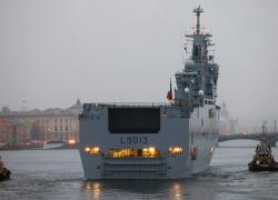 Mistral pour la Russie: le 3e et 4e BPC construits à Severodvinsk (Défense)
