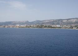 Embarquement Dixmude pour transit Brest-Toulon