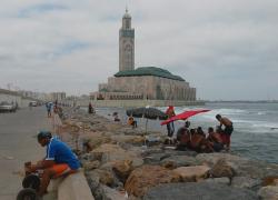 Premier séjour à la mosquée