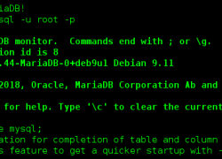MariaDB encryption for the dummies