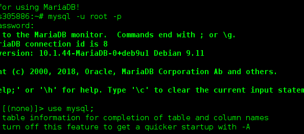 MariaDB encryption for the dummies