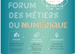 Forum des métiers du numérique