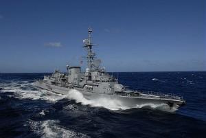 La frégate anti-sous-marine Georges Leygues - © Marine nationale