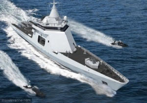 OPV Gowind (© : DCNS)