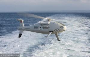 Un Camcopter S-100