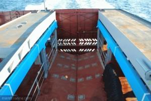 Rampes de mise à l'eau d'embarcation
