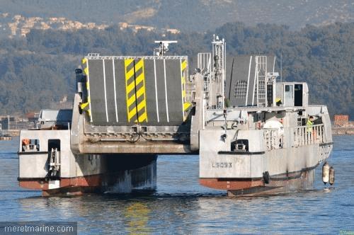 Engin de Débarquement Amphibie Rapide (EDAR)
