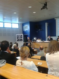 Conférence de presse ENSIBS