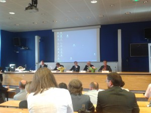 Conférence de presse CyberDefense ENSIBS