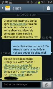Rdv Orange