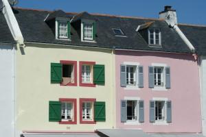 Le quai Saint Nicolas