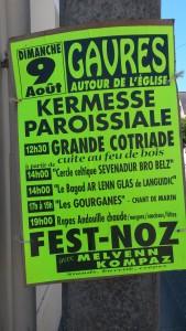Jésus Party 2015 : l'affiche officielle