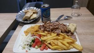 Kebab story à Paris