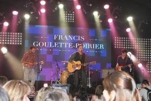 Francis !!!! Goulette Poirier...
