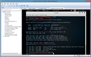 DOS from Metasploit Framework