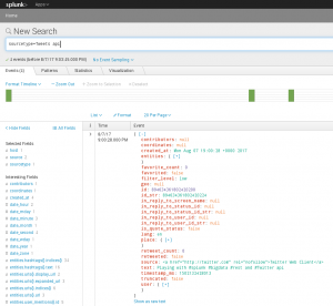 SPLUNK and REST API