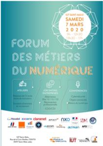 Forum IUT Saint Malo 2019